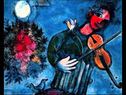 Ernest Bloch: Suite No.2 for solo violin (1958)