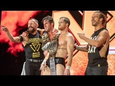 Ups And Downs For NXT 2018