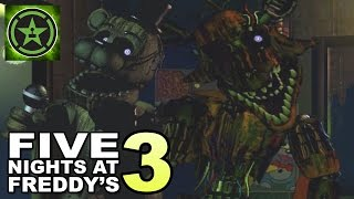 NIGHTS 4 & 5 – Five Nights at Freddy's 3 – Part 3