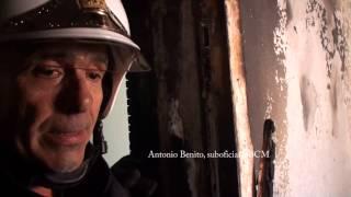 30.07.10, incendio vivienda San Fernando de Henares