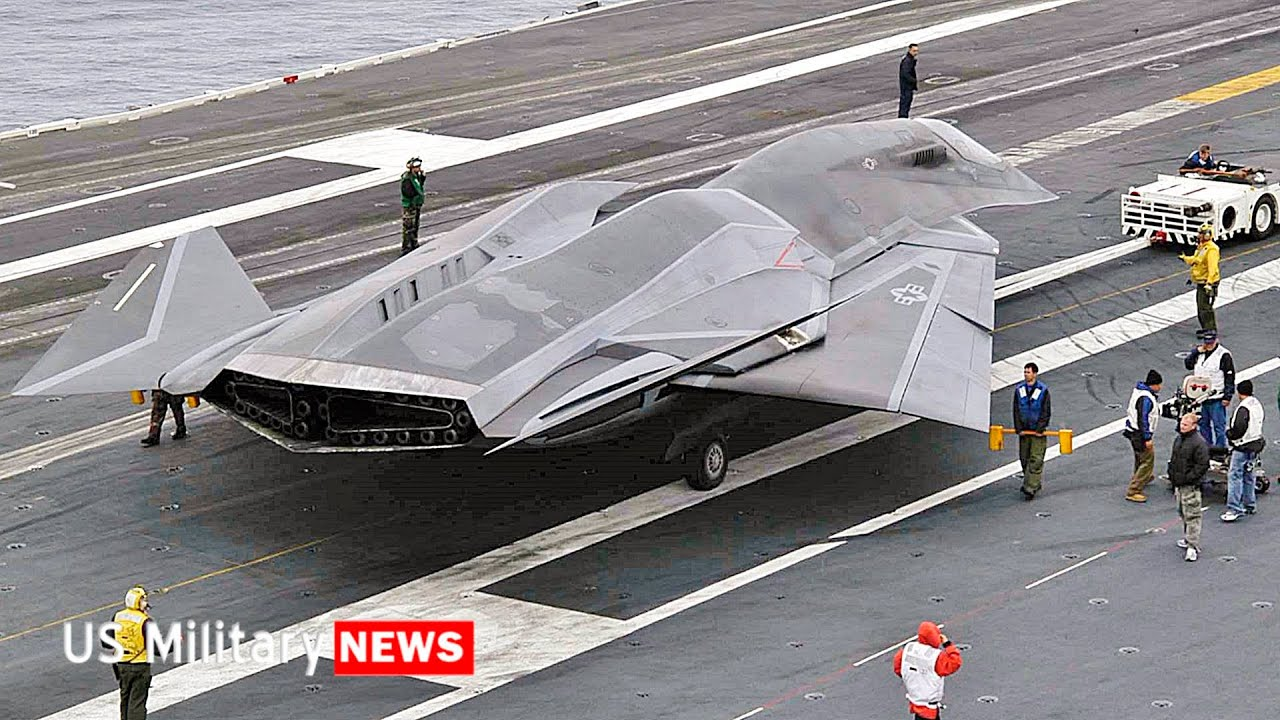 6th Generation Fighters Are Coming