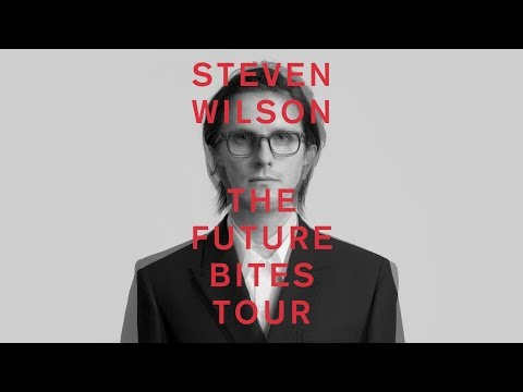 Steven Wilson - The Future Bites Tour Trailer