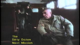 Dirty Dozen: The Next Mission Trailer 1985