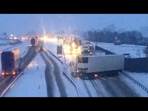 THE BEAST FROM THE EAST v HGV