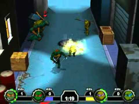 Tmnt Mutant Melee Gameplay Pc With Working Torrent