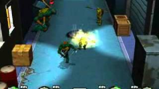 TMNT : Mutant Melee Gameplay PC -WITH WORKING TORRENT!-