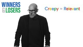 Scott Galloway: In Marketing, Creepy Means Relevant