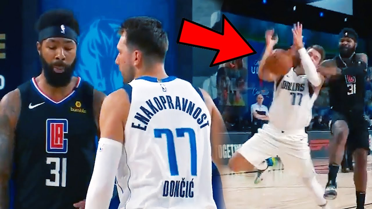 LA Clippers' Marcus Morris ejected for flagrant foul on Dallas ...