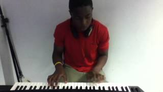 Keyboard version of P-square No One Like You