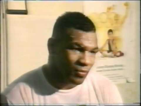 Mike Tyson - 1991 Interview