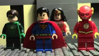 Lego Justice League Part III