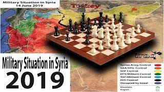 Nga đang chiếm ưu thế tại Syria (1/2)