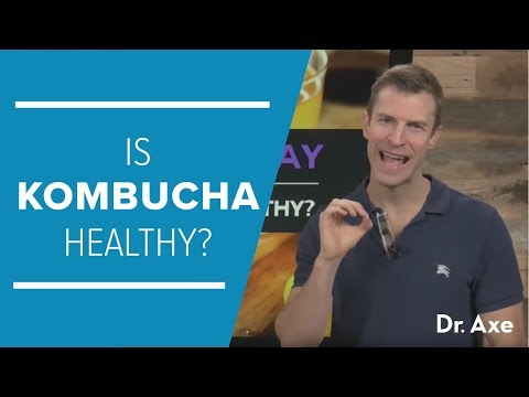 Kombucha: Is It Actually Healthy? | Dr. Josh Axe