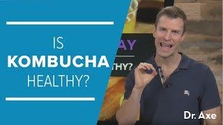 Kombucha: Est-Il Réellement En Bonne Santé? | Dr Josh Hache