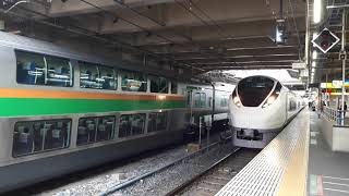 E657系K13編成@上野