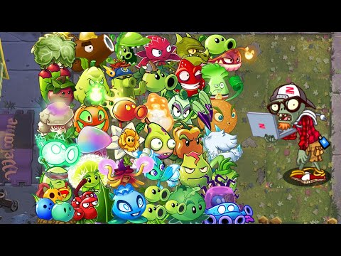 PvZ 2 Random Team Plant VS Zcorp HelpDesk Zombie LEVEL 100 – Which Plant Team Is Best?