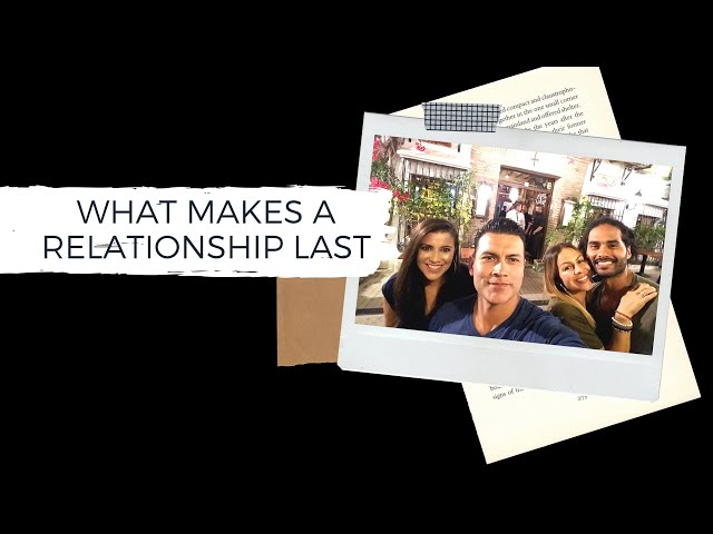What Makes a Relationship Work- Nights at the Round Table w/ Mike and Vanessa Lopez- Ep 53