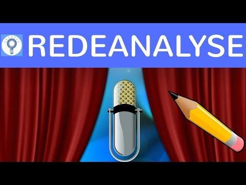 Wie Schreibe Ich Eine Redeanalyse Politische Reden Analysieren