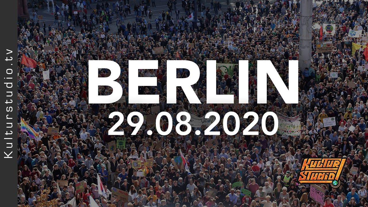 BERLIN 29.08.2020 LIVE!