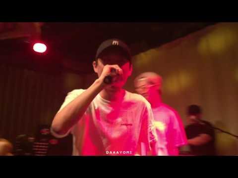 170520 기리보이 & 블랙넛 - Sushi (JM Remix) (기리보이 콘서트)