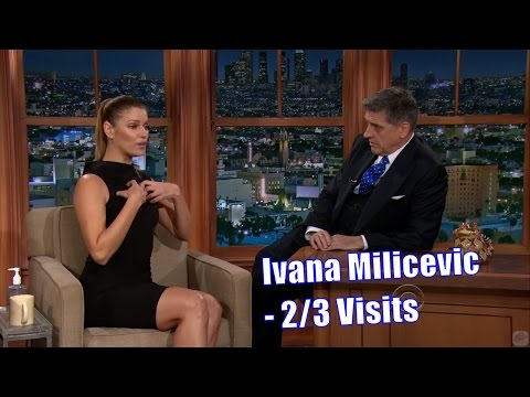 Ivana Milicevic  God, More Of These In Store?  23 Visits In Chronological Order 4801080
