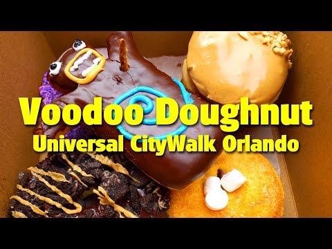 Voodoo Doughtnut Makes Us Go Nuts | Universal CityWalk