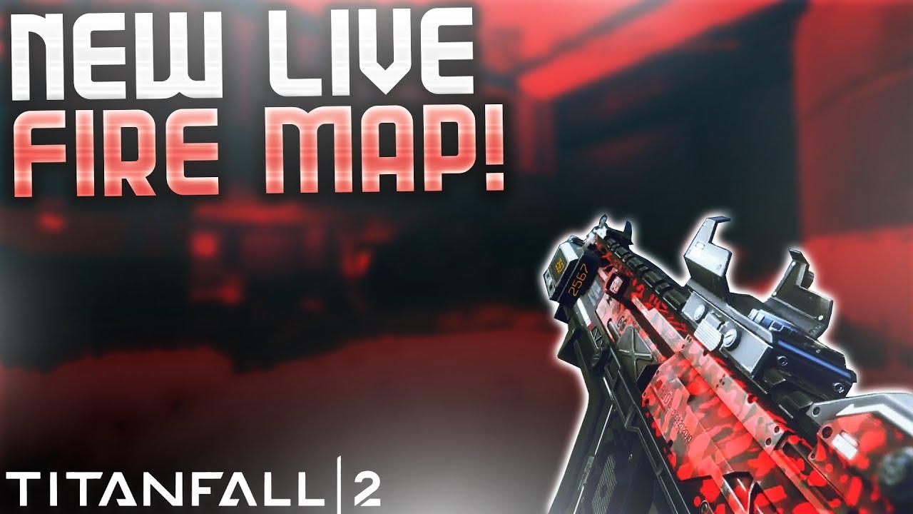 Titanfall 2 New Live Fire Map Traffic Gameplay Wargames Dlc