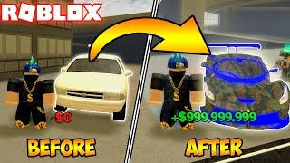 ROBLOX Vehicle Simulator How to Get Money Fast! (WORKING)