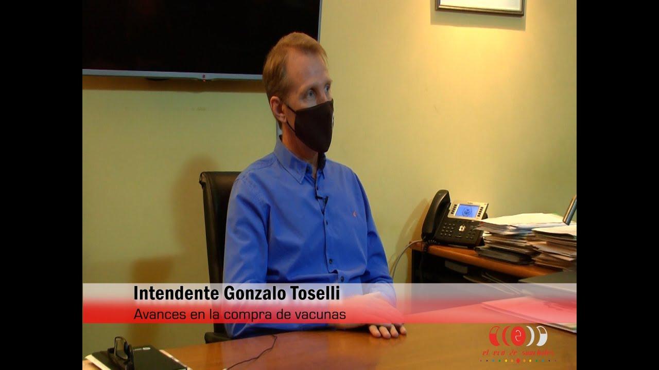 """Toselli: """"La semana próxima evaluaremos si se toman nuevas medidas restrictivas"""""""