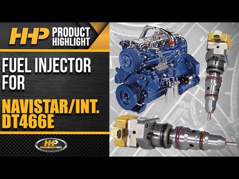 1830741C93 Navistar DT466 DT466E Diesel Engine Fuel