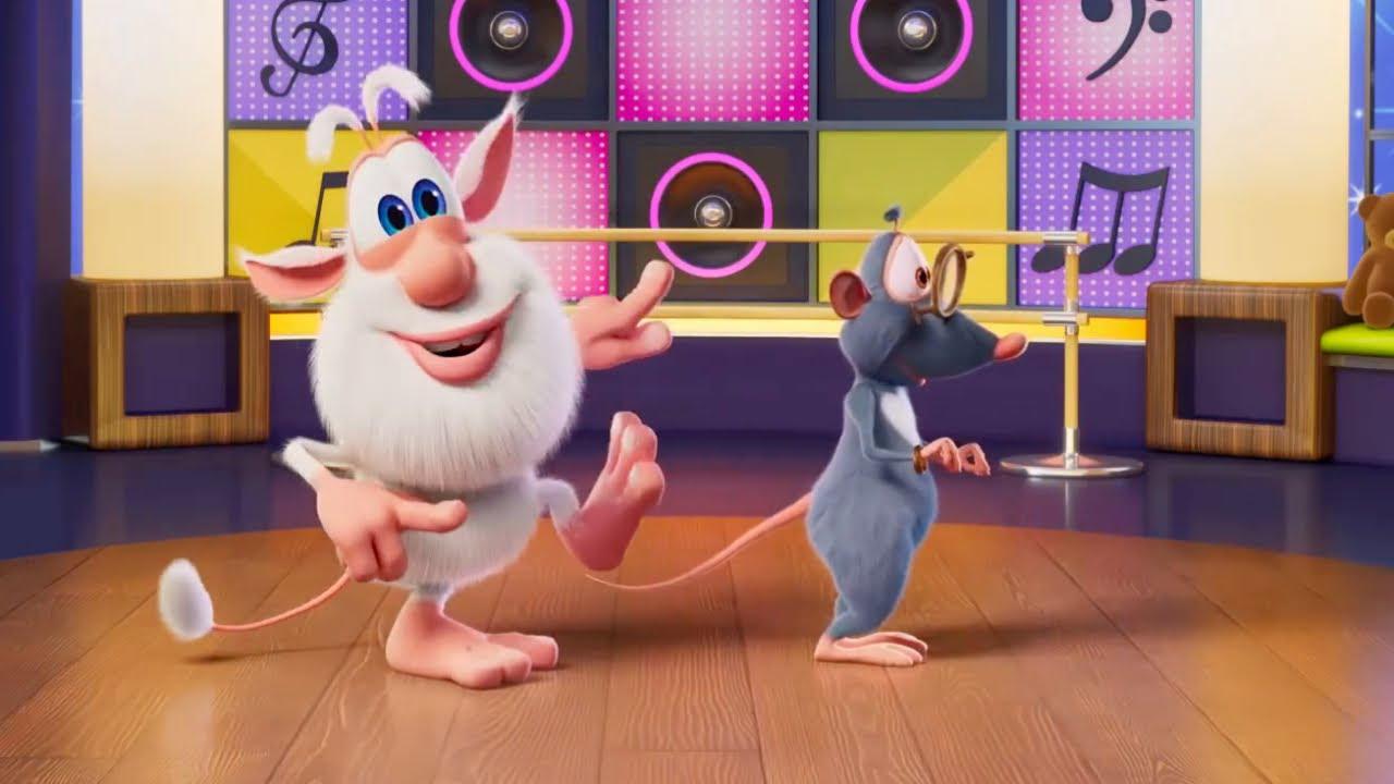 Буба - сборник музыкальных серий 🎈  Смешной Мультфильм 2020  👍  Kedoo мультики для детей