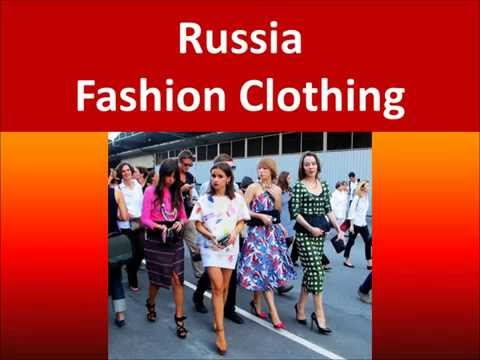 Russia Fashion, Clothing Brands and Designers