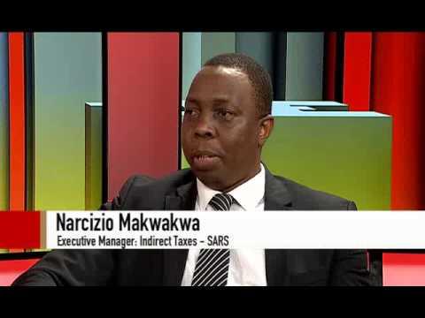 Narcizio Makwakwa from SARS – Voluntary VAT vendor  – 5 Feb 2016