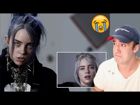 Billie Eilish - Same Interview One Year Apart REACTION