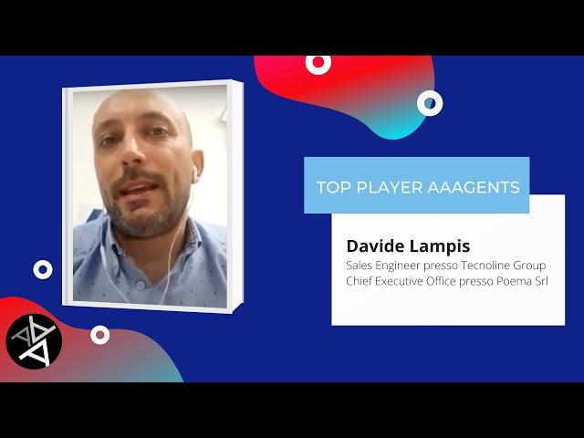 I TOP PLAYER di AAAGENTS: intervista a Davide Lampis