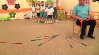 видео Сценарий детского спортивного праздника.