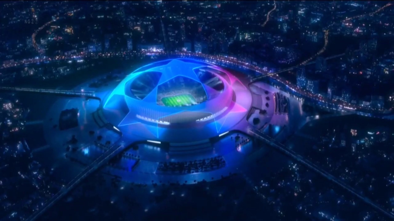 UEFA Champions League 2020 Outro - Santander & Pepsi BR