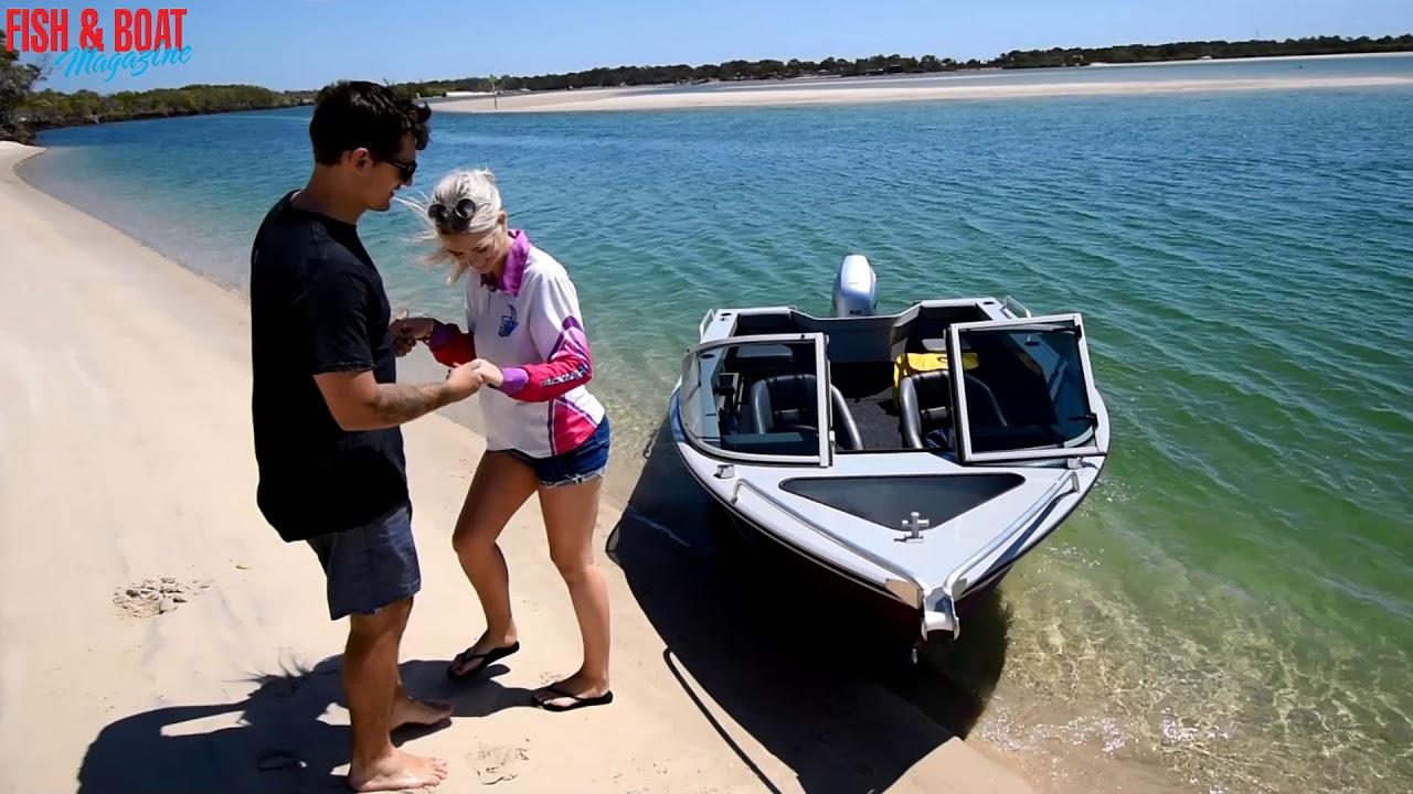 Introducing the Sea Jay 4.28 Bay Seeker Boat