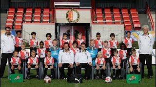 Feyenoord U8 Kampioensfeest seizoen 2013-2014