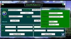 QCN ReBuilder Tool - Restore IMEI Qualcomm Phones [ Create