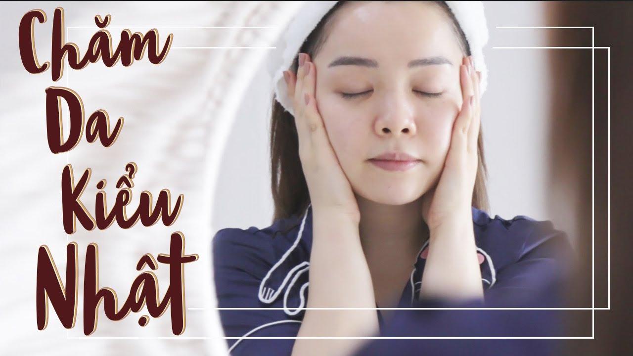 Download Chăm Da 100% Sản Phẩm Skincare Nhật 💆♀️ Spa Tại Nhà ❤️ Trinh Pham