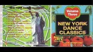 DISCO - New York Dance Classics vol.3 ( FULL CD RARE ! )