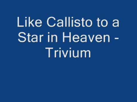 Like Callisto to a Star in Heaven by trivium 8-bit