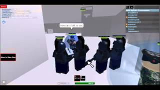Roblox AGR Senate Commando Training