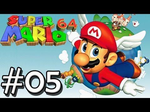 Karl Spiller Super Mario 64: Del 5 - NÅ KOMMER'U HER!