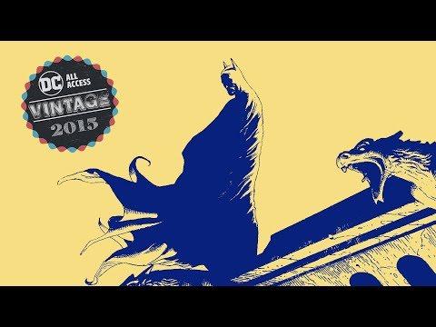 BATMAN: EARTH ONE – Geoff Johns Talks Batman's New Origin