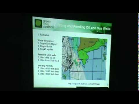Hydraulic Fracturing Panel Discussion - February 23, 2012