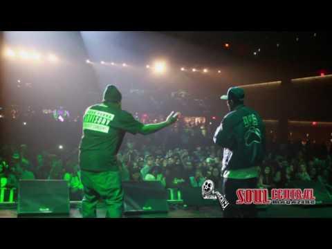 #LIVE DAZ & KURUPT PUFF PUFF PASS TOUR PART PT2  @Soulcentralmag
