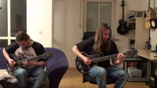 In Flames - Cover - Sleepless Again