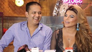 Rakhi Sawant Back 2 Back Funny Moments In Public With Rahul Mahajan @ Bigg Boss 14 Sucess Party